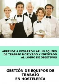 GESTIÓN DE EQUIPOS DE TRABAJO EN HOSTELERIA - ONLINE