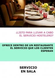 SERVICIO EN SALA - ONLINE