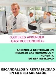 ESCANDALLOS Y RENTABILIDAD EN RESTAURACIÓN - ONLINE