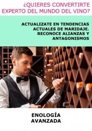 ENOLOGÍA AVANZADA - ONLINE