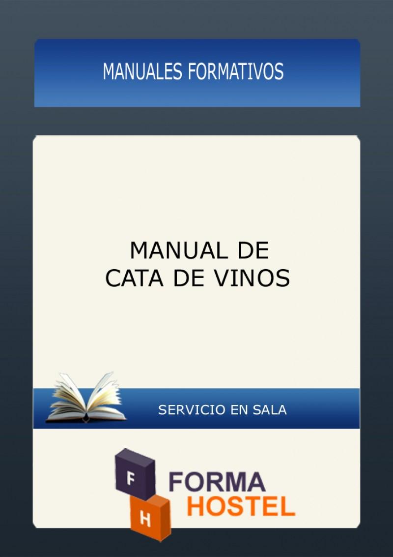CATA DE VINOS - MANUAL