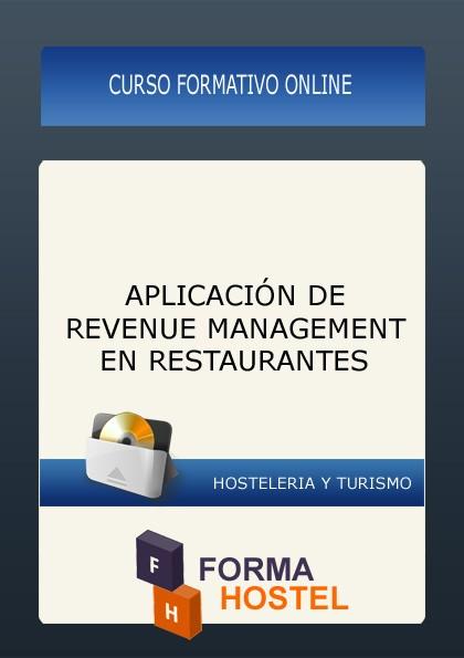 APLICACION DE REVENUE MANAGEMENT EN RESTAURANTES - ONLINE
