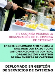 DIPLOMADO EN GESTIÓN DE SERVICIOS DE CATERING - ONLINE