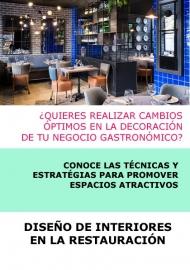 DISEÑO DE INTERIORES EN LA RESTAURACIÓN - ONLINE