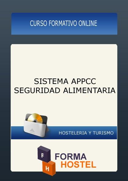 SISTEMA APPCC SEGURIDAD ALIMENTARIA - ONLINE
