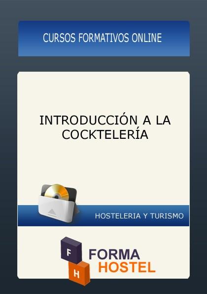 INTRODUCCIÓN A LA COCKTELERÍA - ONLINE