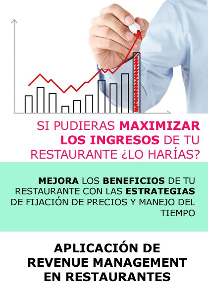 APLICACION DE REVENUE MANAGEMENT EN RESTAURANTES - ONLINE