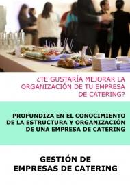 GESTION EMPRESAS DE CATERING - A DISTANCIA