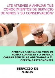 SERVICIO DE VINOS - ONLINE