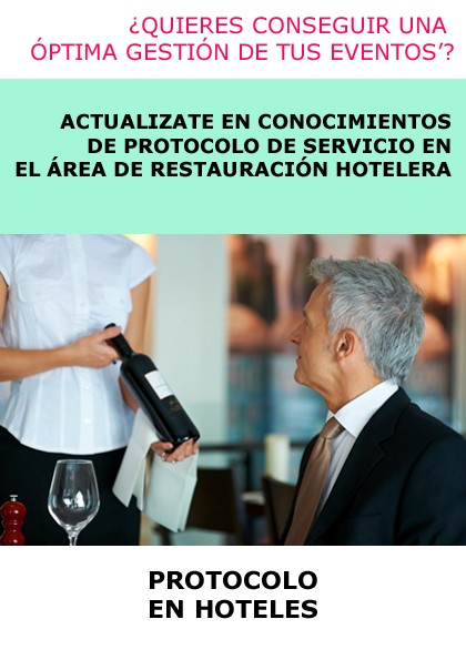 PROTOCOLO EN HOTELES - ONLINE